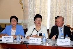 Дар Душанбе зимни конфронс масъалаи таъмини аҳолӣ бо ғизои солим матраҳ шуд Июн 28, 2018 15:34