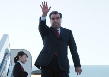 Сафари расмӣ ба Федератсияи Россия 16.04.2019 11:41, шаҳри Душанбе