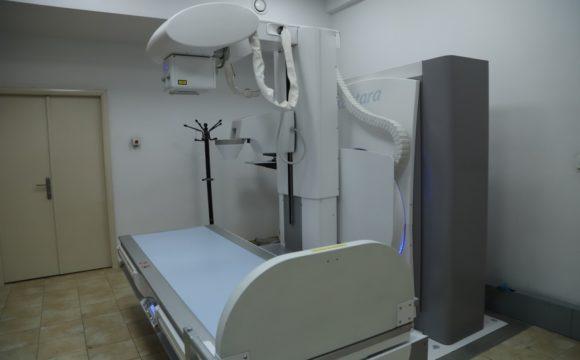 Дастгоҳи рентгени- денталӣ