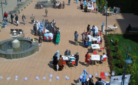 «Рӯзи байналмилалии саломатӣ» 06.04.2019 08:00 шаҳри Душанбе