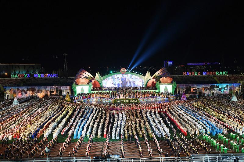 Иштирок дар тантанаҳои ҷашни Наврӯзи байналмилалӣ дар шаҳри Хуҷанд 22.03.2020 20:07, шаҳри Хуҷанд