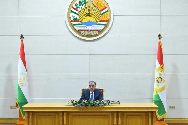 Маҷлиси Ҳукумати Ҷумҳурии Тоҷикистон 27.10.2020 19:04, шаҳри Душанбе