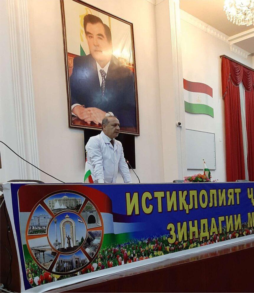 16- ноябр рӯзи Президнти Ҷумҳурии Тоҷикистон!